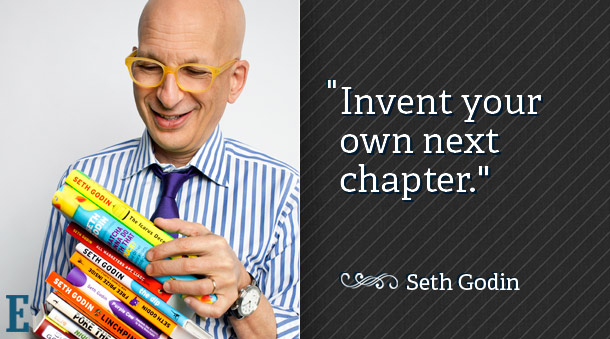 Marketing ala guru Seth Godin